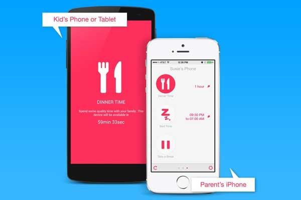 Dinner Time app