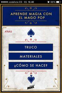El Mago Pop App