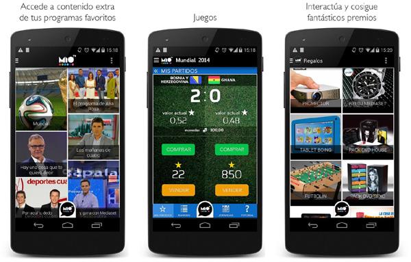App Mio TV