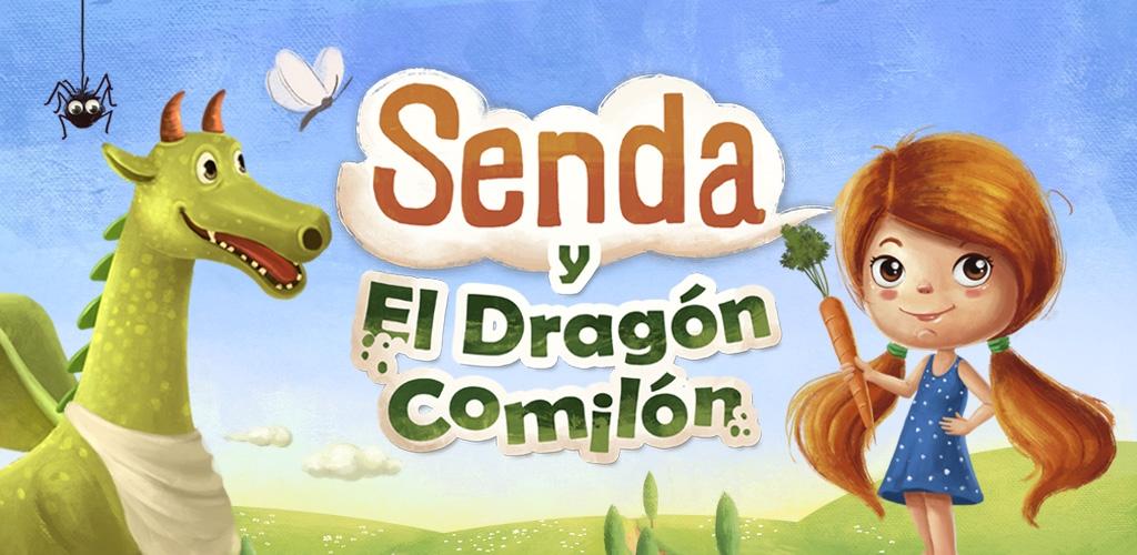 Logo Senda y el Dragón Comilón