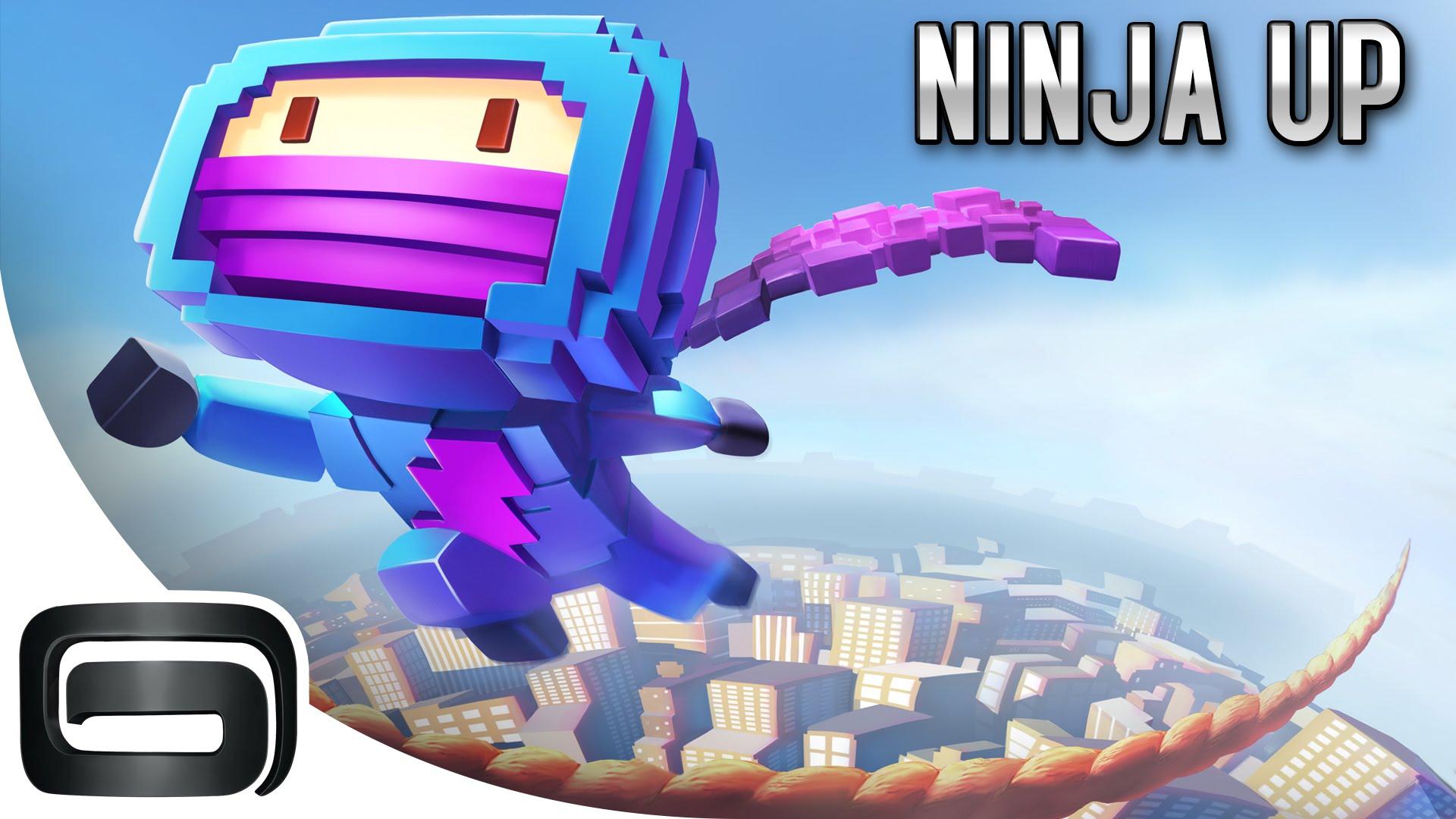 Juego Ninja up!