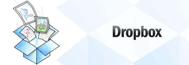 App Dropbox nube