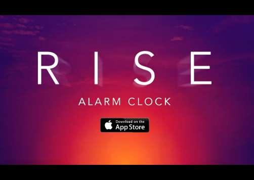 App Rise Alarm Clock