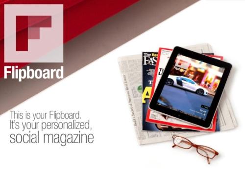 App Flipboard RSS
