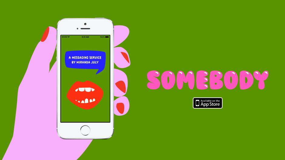 App Somebody mensajes