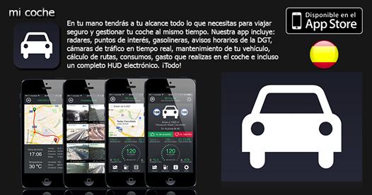 App Mi Coche iOS