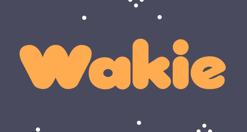 Logo de la App Wakie