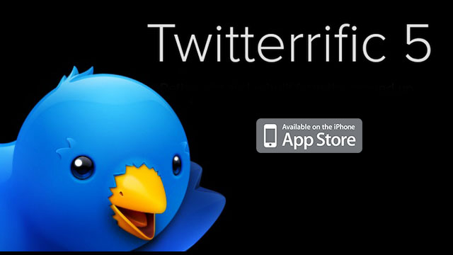 Twitterrific5 app