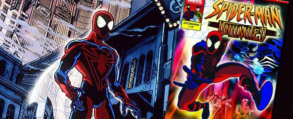 Juego Spiderman Unlimited
