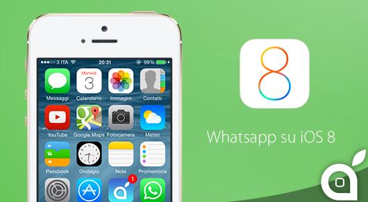 App WhatsApp para iOS