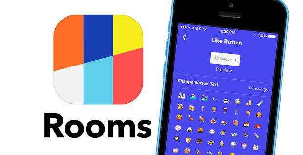 App Rooms para iOS