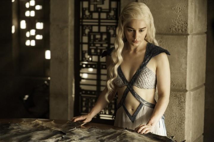 Kalesi, la madre de los dragones, dothraki