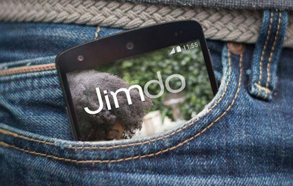 App Jimdo para Android