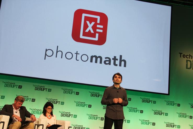 Presentación Photomath app