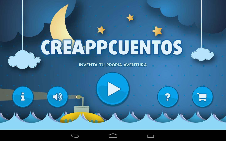 App Creappcuentos