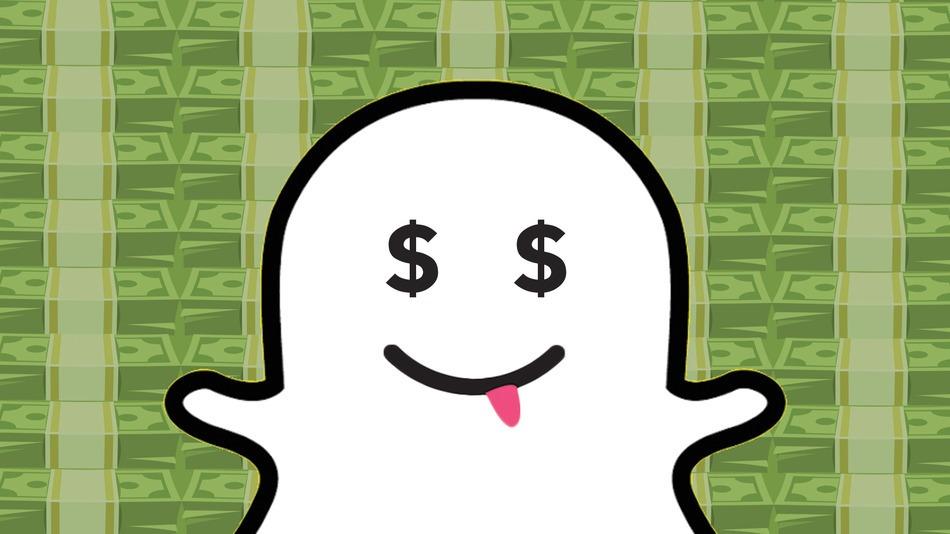 Snapcash, nueva función de Snapchat
