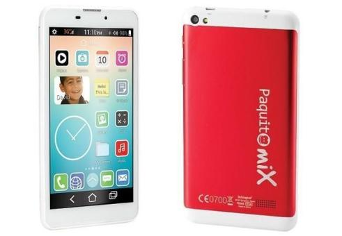 Paquito Mix smartphone para niños