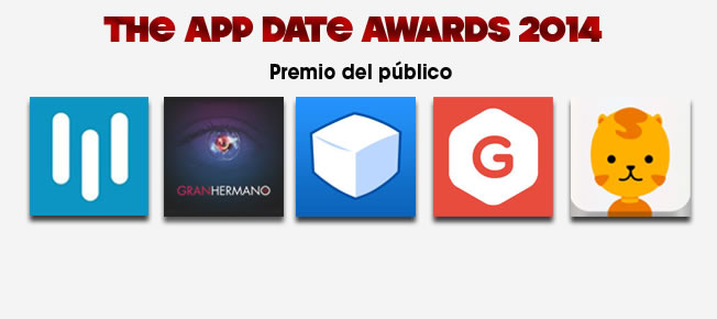 the app date awards 2014