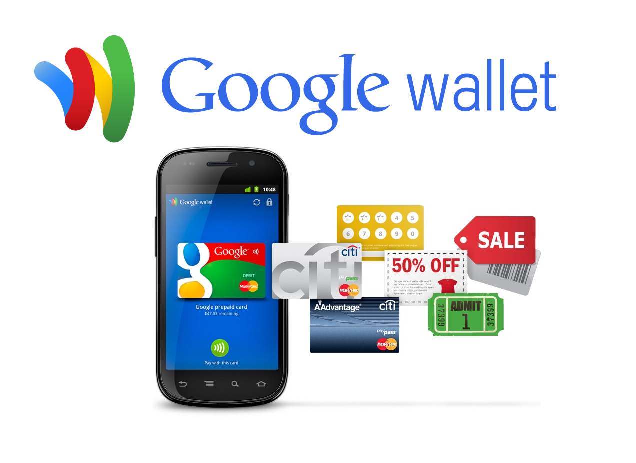 Logo de Google Wallet