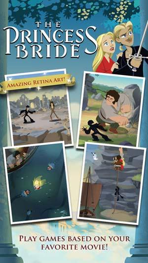 Juego Princesa Prometida para iOS