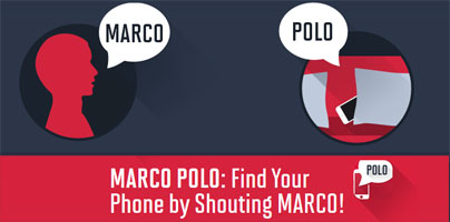 marco polo find your phone
