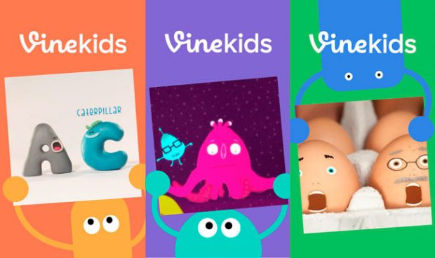App Vinekids for iOS
