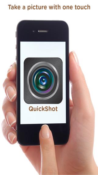 App Quickshot, fotos más fáciles