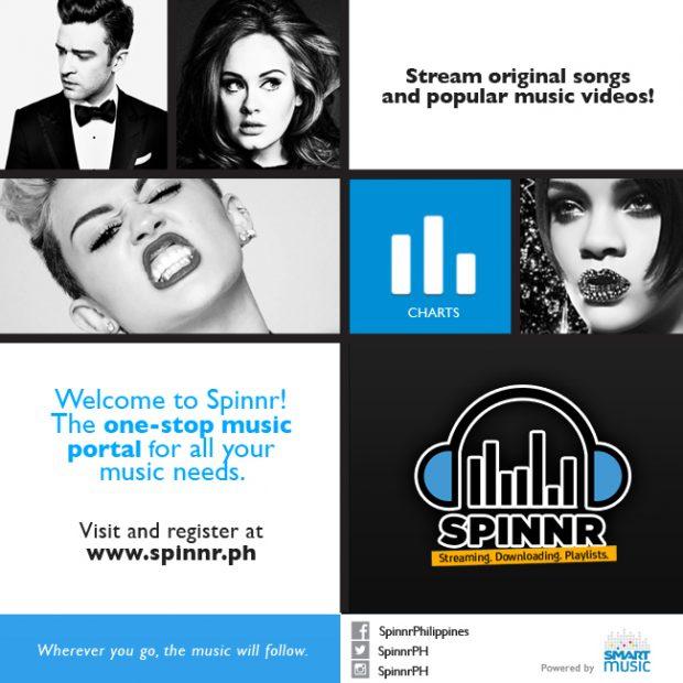 App Spinnr, mejor app de música MWC
