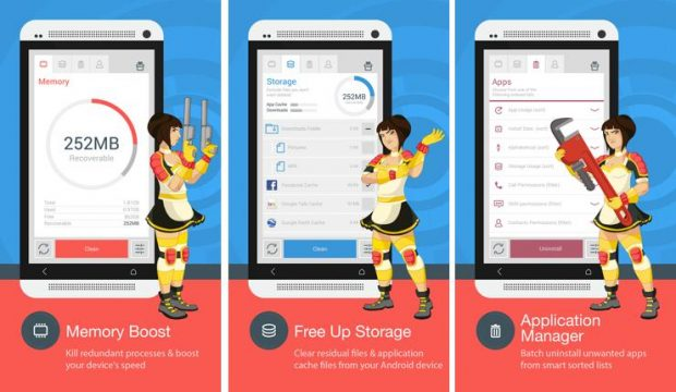 App The cleaner speed up&clean