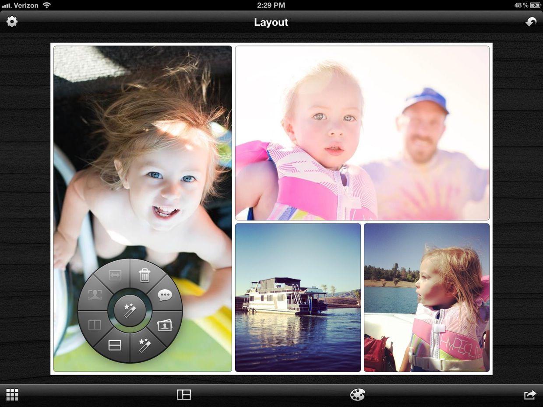 App Layout para iOS