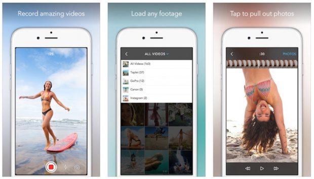 App Taplet para iOS