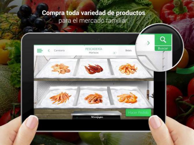 App El Corte Inglés