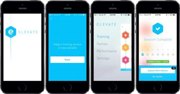 Nueva app Elevate