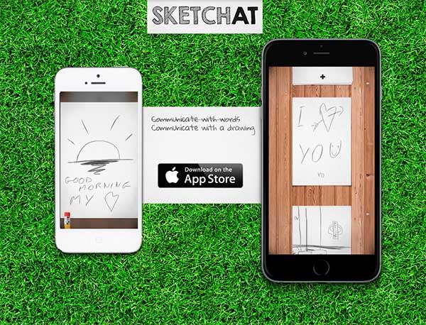 App Sketchat