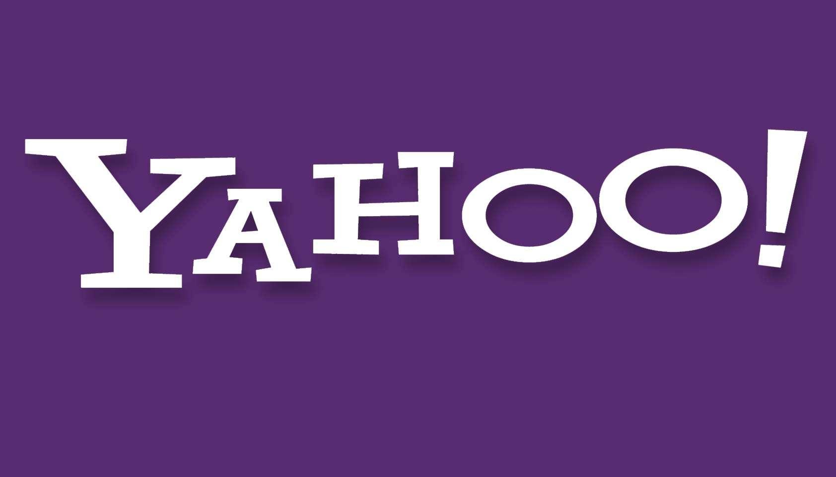 Logo de Yahoo