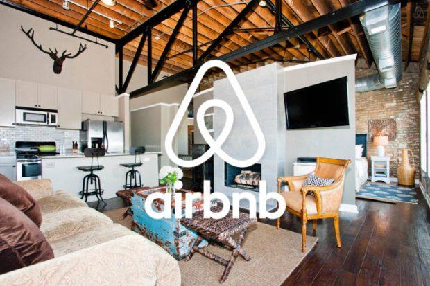 App Airbnb para tablets