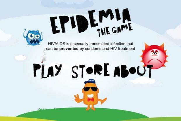 Juego The Epidemia the Game