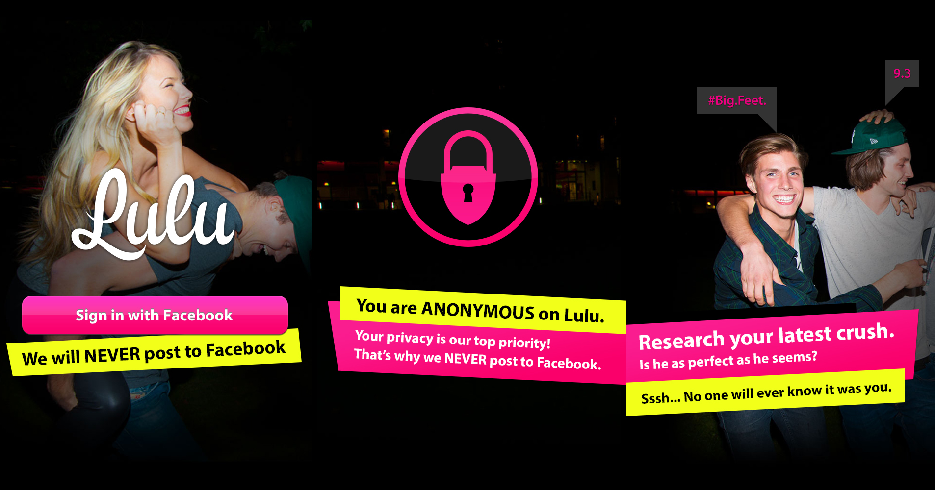 App Lulu, ios y android