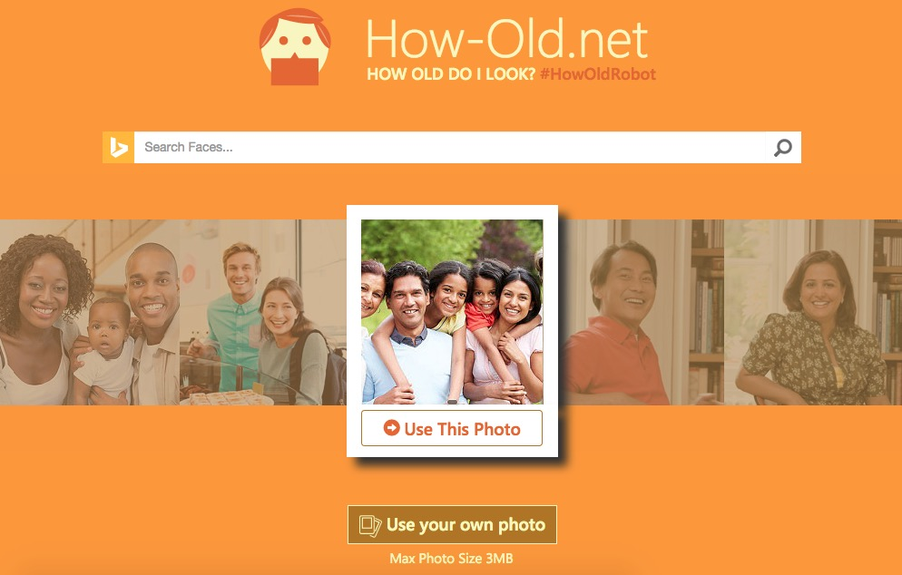 How-old app
