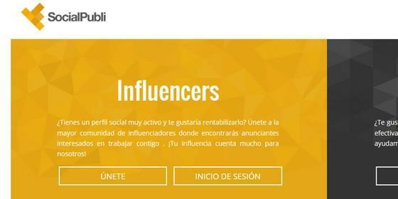 Plataforma Socialpubli
