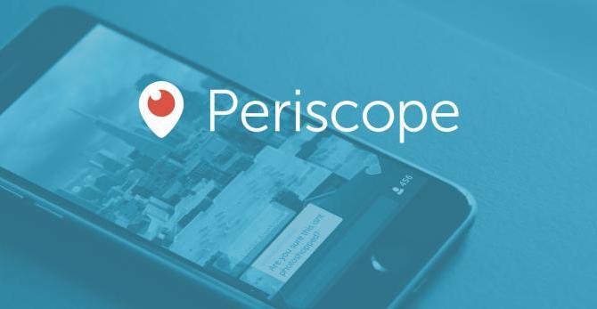 App Periscope