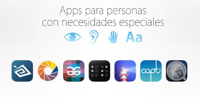 App accesibles