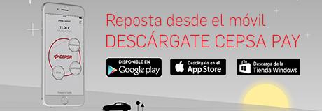 App Cepsa Pay