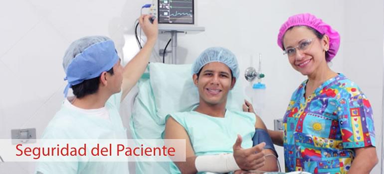 Seguridad de los pacientes
