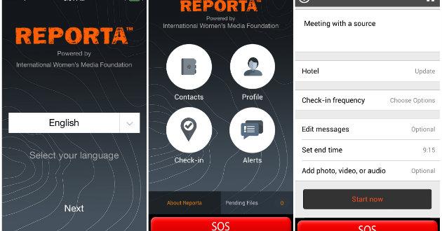 App Reporta