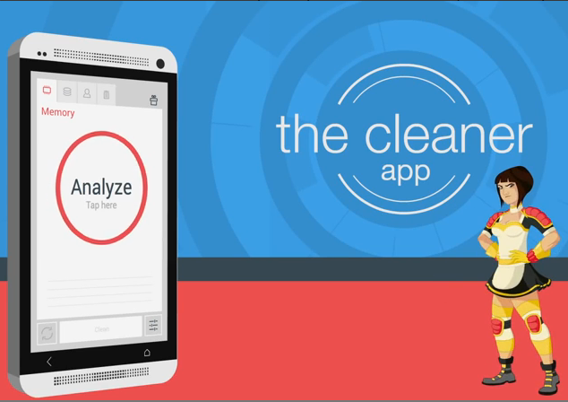 App The Cleaner