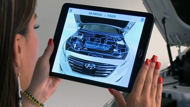 Virtual Guide de Hyundai