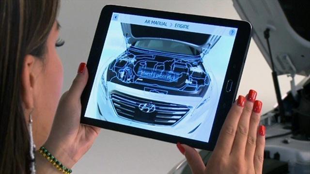 Virtual Guide de Hyundai