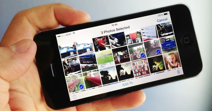App Reporter Camera