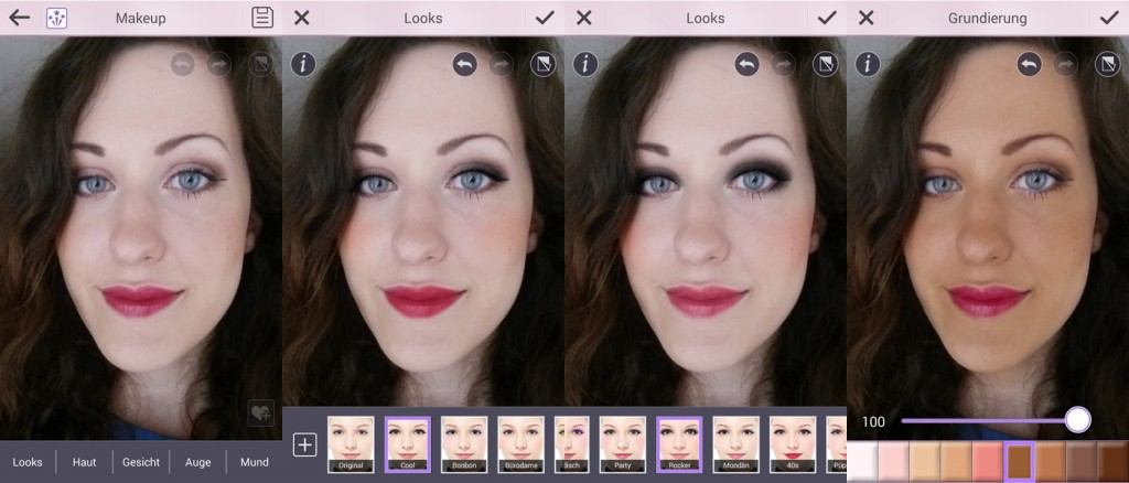 App Youcam Make Up